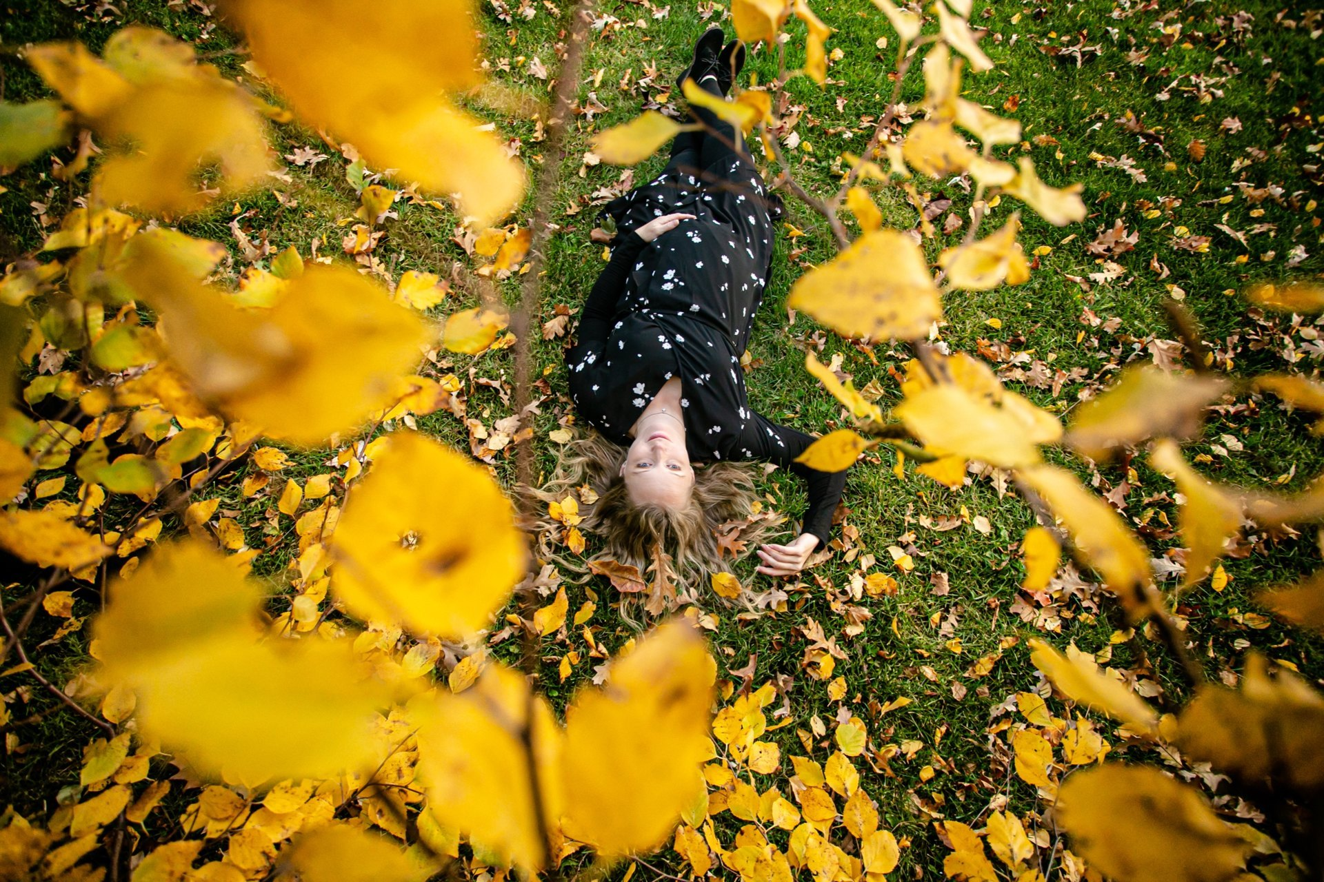 Maternity Session - Dominion Arboretum / Ottawa - Canada